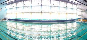 """Плавання - стиль життя. """"Палац підводного спорту"""" запрошує в басейн"""
