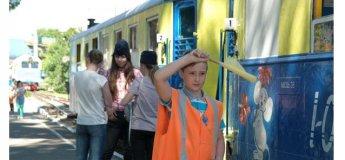 Рівненська дитяча залізниця